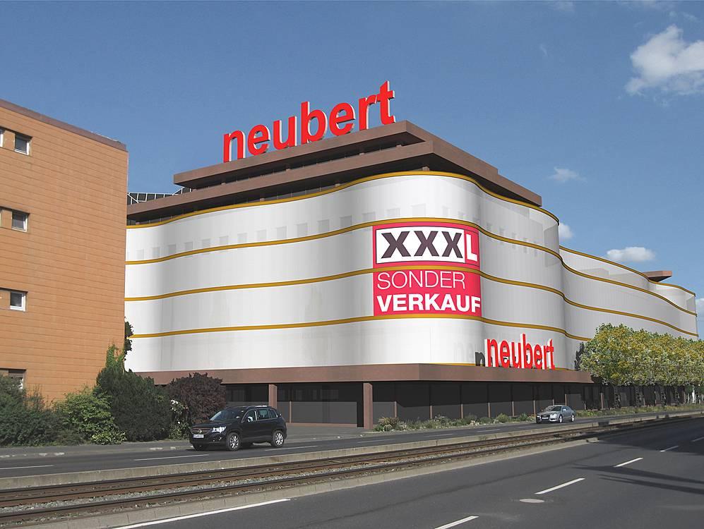 xxxl neubert in w rzburg. Black Bedroom Furniture Sets. Home Design Ideas
